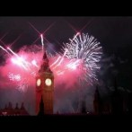 Happy New Year – from London