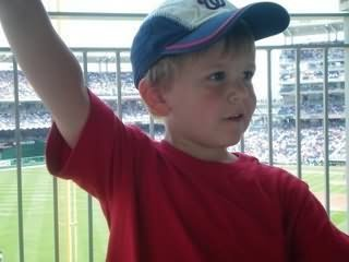 1st baseball game 8 by Kate Coveny Hood