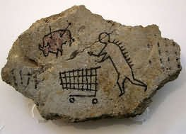 """Banksy's """"Peckham Rock Painting"""" by armcurl"""