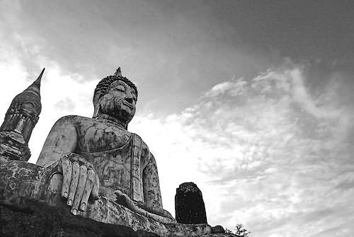 Thailand: Wat Traphang Ngoen, Sukhothai by Two Roses