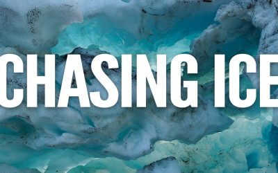 Chasing Ice – the Shrinking of the Arctic Ice