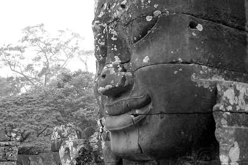 Cambodia '08 - 136 - Angkor Thom - Bayon by mckaysavage