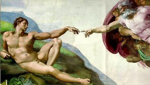 Michelangelo - The Creation